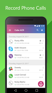 Cube Call Recorder ACR Pro v2.3.162 Mod APK