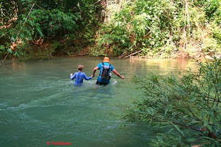 Thailand jungle trekking