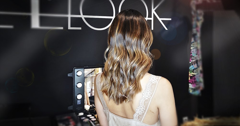 Perruqueria LeLook Sabadell Color Melting