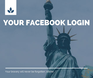 your facebook login