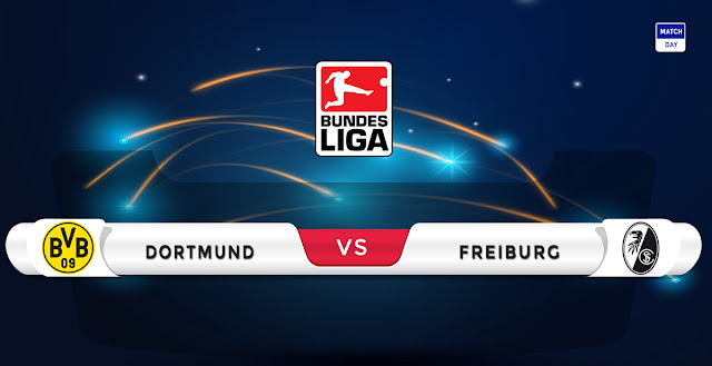 Dortmund vs Freiburg Prediction & Match Preview