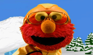 Elmo's World Eyes Tickle Me Land