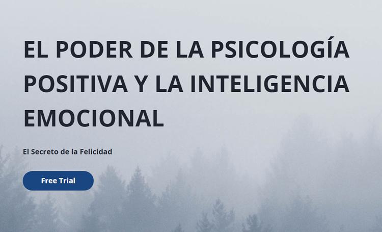 EL PODER DE LA PSICOLOGÍA POSITIVA Y LA INTELIGENCIA EMOCIONAL