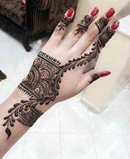New henna pic