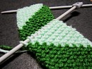 garter diagonal