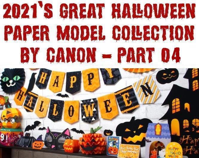 Sep 16, 2021· pumpkin is the theme for this year's halloween festivities at the theme park only 40 minutes away from yokota air base. PAPERMAU: 2021`s Great Halloween Paper Model Collection - by Canon - Part 04