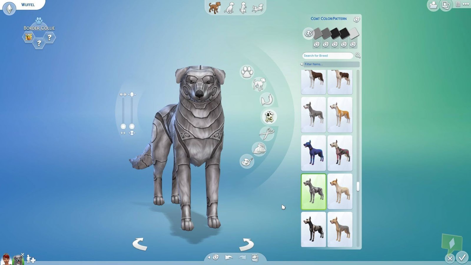 The Sims 4 - Cats And Dogs (CAS)