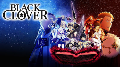 Black Clover Episode 103 – 115 Subtitle Indonesia
