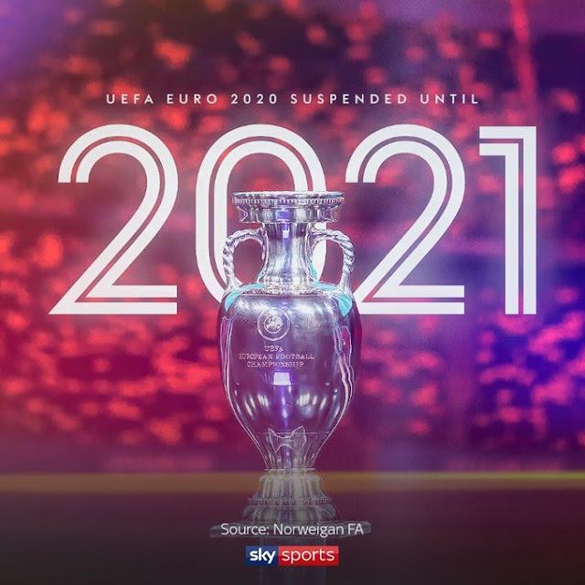 Euro 2020, Summer, UEFA