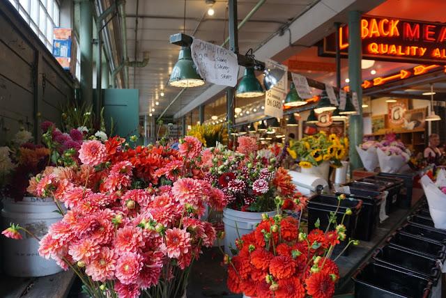 fiori pike place market seattle