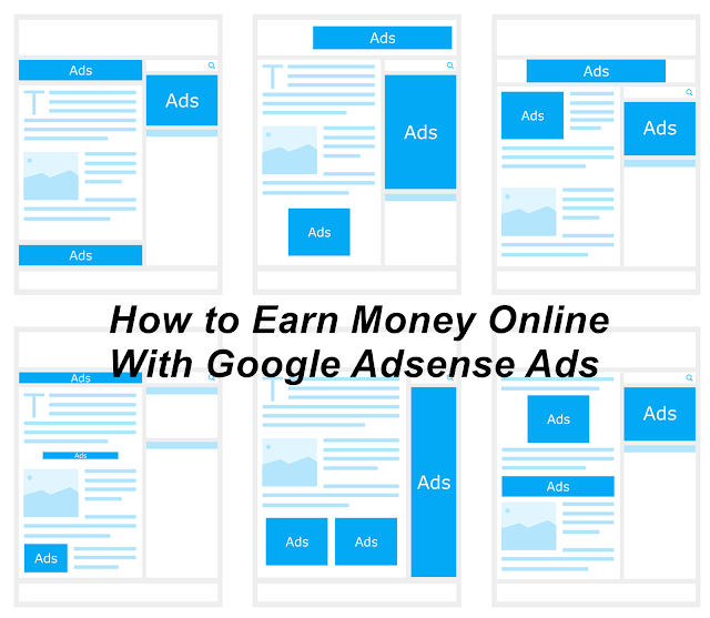 Earn money by advertise on blog