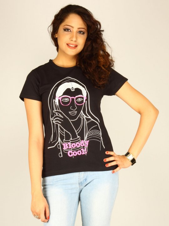 Funky Cool T-Shirts For Girls