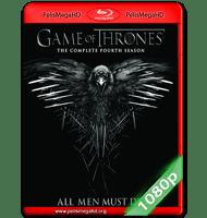 GAME OF THRONES: CUARTA TEMPORADA COMPLETA (2014) FULL 1080P HD MKV ESPAÑOL LATINO