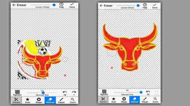 Cara Membuat Logo 3D Keren di PixelLab