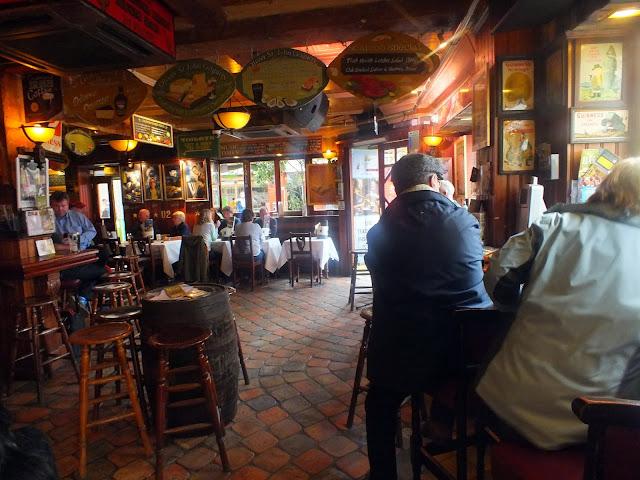 Temple Bar en Dublín