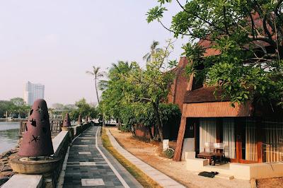 staycation seru di Putri Duyung Ancol