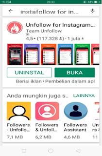 Cara Mengetahui Siapa yang Unfollow Instagram Kita