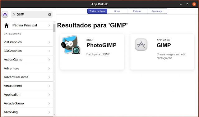 linux-app-software-snap-appimage-flatpak-snapcraft-flathub-appimagehub-loja