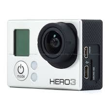 GoPro HERO3+(Silver Edition)