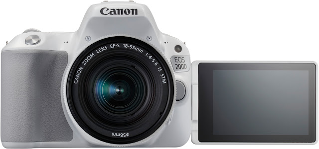 Canon 200D vs 100D Review