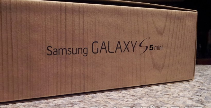 Samsung Galaxy S5 Mini Box