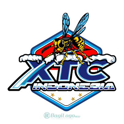 XTC Indonesia Logo Vector
