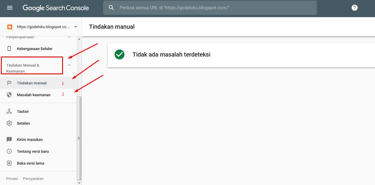 Mengenal Lebih Dekat Lagi Apa Itu Google Search Console Baru Serta Fungsinya