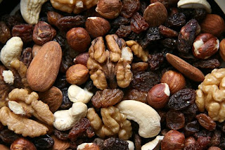 oily dried fruit