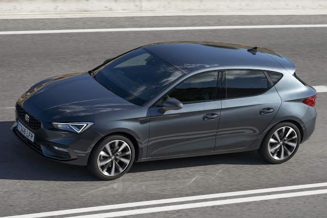 Novo Seat Leon Mk4