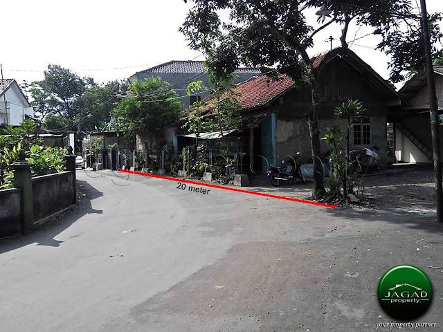 Tanah Luas dekat Hotel Hyatt Jogja