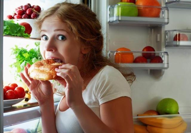 Khi tập yoga nên hết sức để ý đến chế độ ăn uống