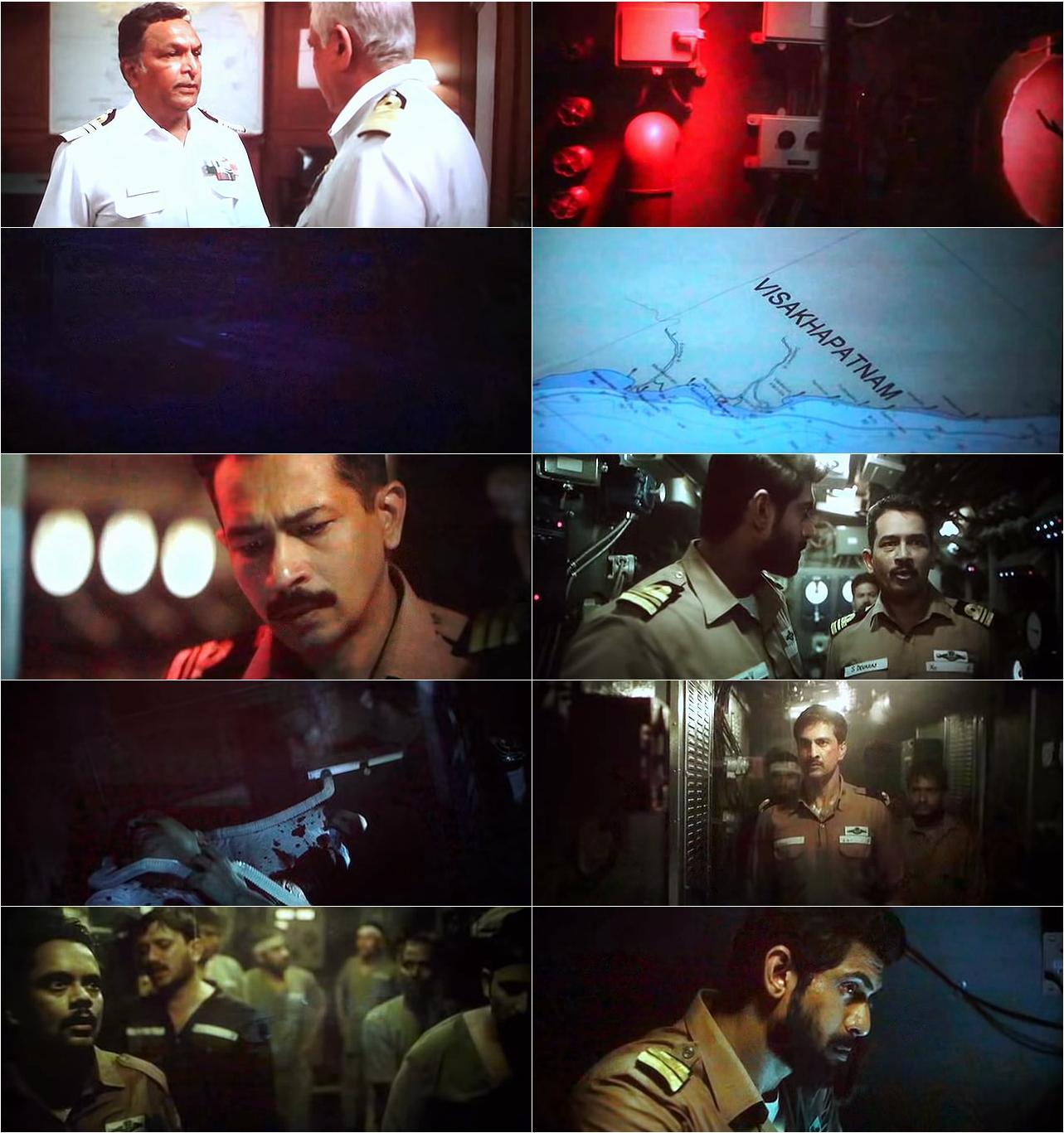 The Ghazi Attack Movie Screenshot