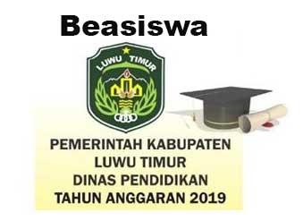 Beasiswa Kabupaten Luwu Timur