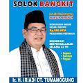 Polling Online Calon Bupati Solok, Iriadi Dt Tumanggung Raih Persentase Tertinggi