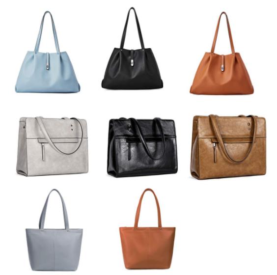Bromen leather handbags 70% OFF