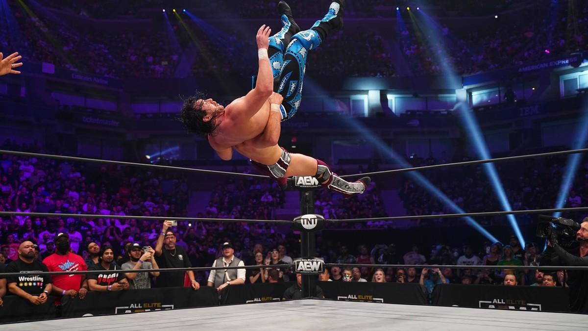 Kenny Omega não pretende ter uma revanche com Bryan Danielson na AEW
