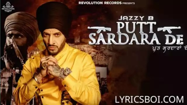 Putt Sardara De Lyrics Jazzy B Dwonload Mp3 Song
