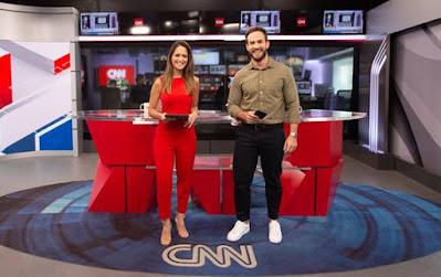 Marcela Rahal e Daniel Adjuto apresentam o 'Live CNN'_CRÉDITO_Kelly Queiroz_CNN Brasil