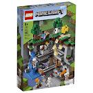 Minecraft The First Adventure Regular Set