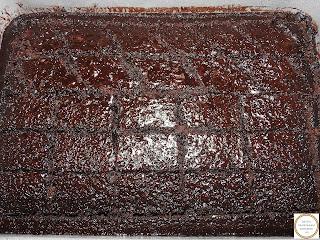 Prajitura cu ciocolata preparare reteta,