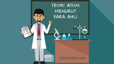 teori atom menurut para ahli