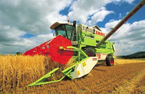 المكننة الزراعية