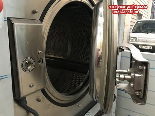 khóa cửa lồng máy giặt công nghiệp