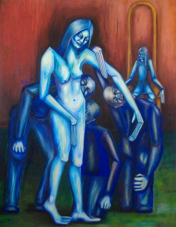 Современные художники Аргентины. Virginia Palomeque 15