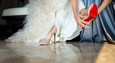 Tendance chaussure a talon pour mariage
