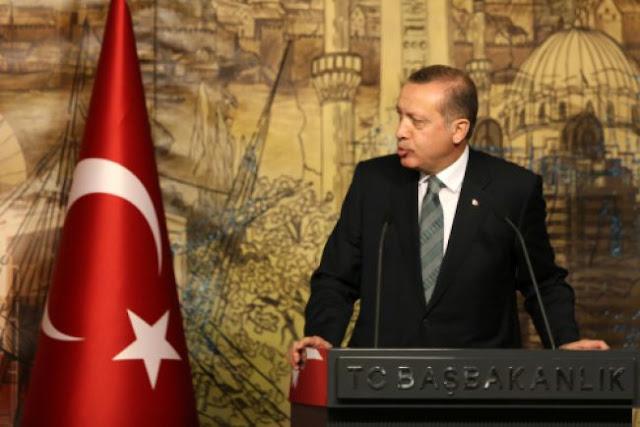 Στριμωγμένος ο Ερντογάν στη διπλωματική σκακιέρα