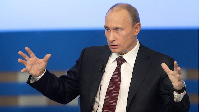 В. Путин обещал к 2020 г. зарплату 2700 $ - президент объяснил, почему это не произошло
