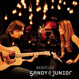 CD Acústico (Ao Vivo) – Sandy e Junior