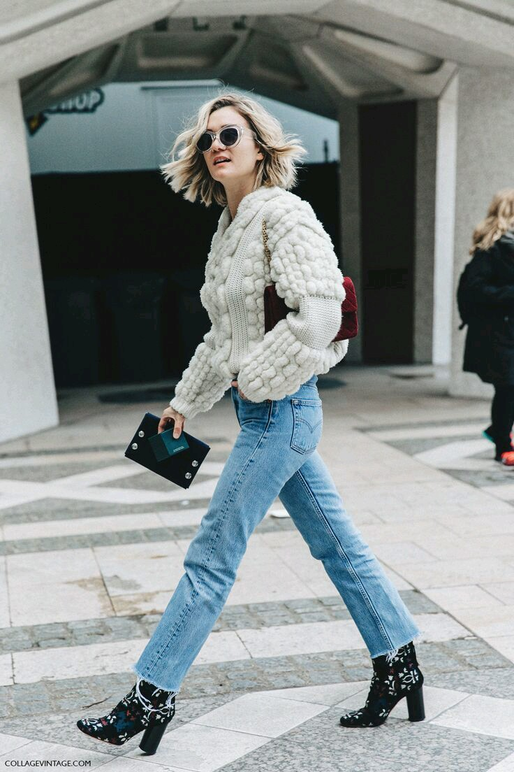denim, jeans, trends, inspiracje, inspiration, fashion inspiration, fashion trends, autumn, fall, jesień, zima, trendy, moms jeans