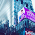 Activists pay for giant pro-life video in Times Square as a 'wake-up call' against NY's abortion extremism (2 Pics)